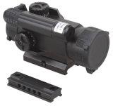 L'optique de vecteur Rayman 1X30 de fixation de la chasse Riflescope Weaver 3MOA réflexe Ar Ak Red Dot Sighter Laser de mettre en place la vision de nuit