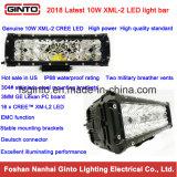 高品質160W 9.7inch 10W LEDのライトバー