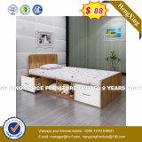 Armário de madeira Mobiliário de quarto de cama Cabeceira Conjuntos (HX-8nr1110)