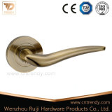 고품질 알루미늄 나무로 되는 자물쇠 손잡이 (AL217-ZR23)