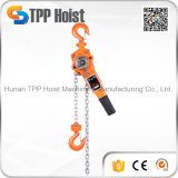 Hsh-S блок рукоятки 1.5 тонн, передвигает с помощью рукоятки цепной блок, таль с цепью