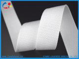 De fabriek verkoopt Witte Aangepaste Riem in de Toebehoren van de Kleding voor de Verpakking van Zak