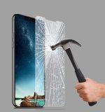AppleのiPhone Xのための携帯電話のアクセサリの緩和されたガラススクリーンの保護装置のOleophobicコーティング