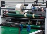 Ventana automática de la película de la alta precisión que pega la máquina para el rectángulo de juguete