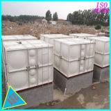 Réservoir de stockage à haute pression de l'eau de FRP GRP Fiberglassfish