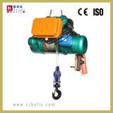 드는 철사 밧줄 기중기 작은 기계장치 전기 호이스트 30m