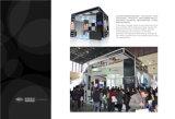 Большая стойка баннерной рекламы выставки функции