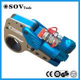 Hexagon-Kassetten-hydraulischer Drehkraft-Schlüssel mit Reduzierstück-Hülse