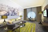 Zoll alle Arten hölzerne dunkle Farben-Art-Form-Möbel-Großverkauf-Hotel-Möbel-Doppelzimmer-Sets
