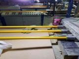 Tubo rectangular del tubo del moldeado FRP GRP para el hogar
