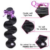 объемной волны цвета ранга 9A волосы бразильянина девственницы естественной первоначально дешевые