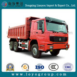 De militaire Vrachtwagen van de Tractor van de Aandrijving van het alle-Wiel van Sinotruk HOWO van de Kwaliteit 6X6