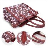 Borsa di cuoio del progettista dell'unità di elaborazione del sacchetto di Tote delle donne delle borse della cartella nuova