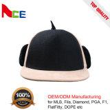 La vendita calda su ordinazione dell'OEM del Guangdong scherza i cappelli di lana di inverno di Snapback