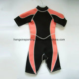 Mangas cortas y pantalones de Surf Traje (HX15S49)