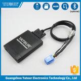 Digital pour voiture avec changeur de CD USB. SD. Dans l'adaptateur auxiliaire