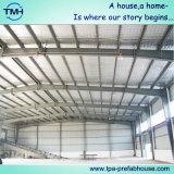 Fácil montaje de acero de la luz de almacén para la fábrica