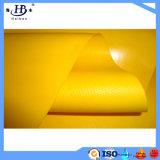 Tela cubierta PVC suave del encerado para la cubierta del carro