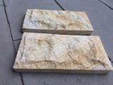 Dekoration-materielle natürliche Stein-weißer Sandstein für Wand Clading/Fliesen/Platten
