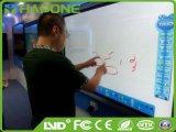 """最も新しく広いサイズ98の""""学校のスマートなクラスLCDの対話型のタッチ画面の表示"""