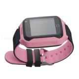 GPS Tracker GPS Chico Q528 Reloj inteligente con pantalla táctil de la iluminación de la cámara del teléfono reloj Ubicación Ubicación de la llamada de Sos Tracker Pk Q50 Q90