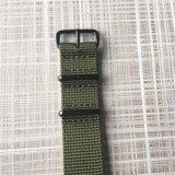 Band van het Horloge van de NAVO van de douane de Nylon