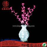 Indicatore luminoso impermeabile del fiore del LED per la decorazione esterna