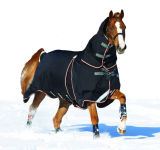 Couverture de cheval combinée de couverture imperméable à l'eau neuve de collet de l'hiver (SMR1701)