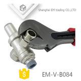 Латунные редукционный клапан для воды (EM-V-B084)