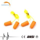 Снижение шума удобные средства защиты органов слуха высокого качества полиуретановая пена ушные тампоны