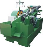 Machine à filetage par roulage à haute vitesse pour produire de l'anneau et la vis d'ongles nail