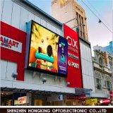 P4 HD pleine couleur Outdoor LED fixe l'écran avec lampe Nationstar
