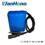 18650 bateria recarregável de 12V 4400ah para a energia alternativa
