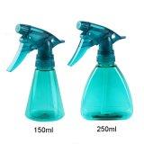 150ml de fijne Kosmetische Plastic Flessen van de Nevel van de Trekker van de Cilinder (TB01)