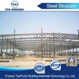 Pre проектированное здание пакгауза стальной структуры стальное