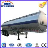 판매를 위한 석유 유조선 트레일러, 트럭 트레일러, 알루미늄 연료 유조선 35000-60000L