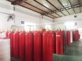Sistema superior del extintor de la lucha contra el fuego de la venta Hfc-227ea 70L90L120L FM200