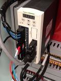 Máquina de corte CNC de aluminio Perfil de la ventana de PVC