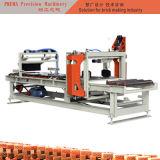 プログラム制御2棒サーボ粘土の煉瓦打抜き機