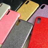 Casse molli sottili del telefono di Bling Bling della fabbrica per il iPhone