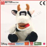 子供または子供のためのカスタム柔らかい抱擁のぬいぐるみのプラシ天牛おもちゃ