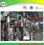 El tambor de plástico HDPE Extrusión soplado máquina extrusora de plástico/equipo/máquina sopladora