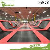 Großer Spaß-extreme springende Trampoline-Innengymnastik
