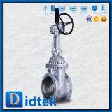 Запорная заслонка клина Didtek API598 CF3m гибкая