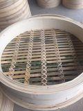 Kochender Bambusdampfer für Dim Sum