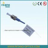 50/125 à plusieurs modes de fonctionnement de tresses de fibre optique de rue d'approvisionnement d'usine de la Chine avec la perte inférieure 0.15dB
