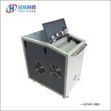 Água da máquina de estaca de Hho como o combustível para a soldadura