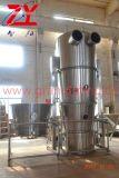 Drogas/fertilizante de Ldp-300 300kg/Batch/máquina de pintar enzimática de la base flúida de las pelotillas/de los gránulos del forraje