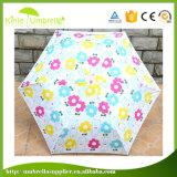 зонтик промотирования малыша 16inch изготовленный на заказ миниый складной с полным печатание