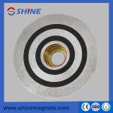 Piatto magnetico d'acciaio della riparazione placcato zinco variopinto (nessun filetto) per cassaforma